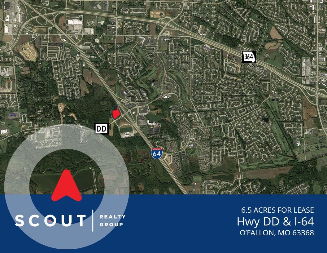 Hwy. DD & I-64