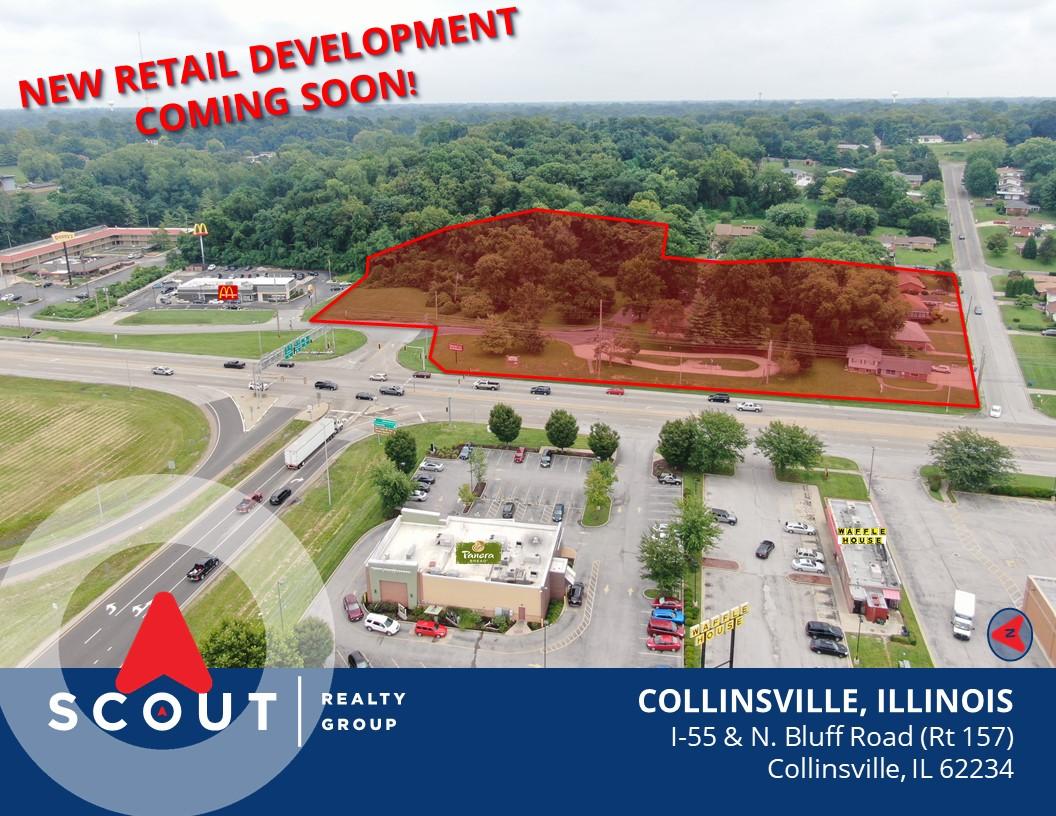Collinsville Retail Development
