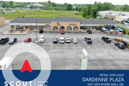 Dardenne Plaza - Front Page
